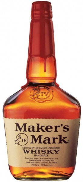 MAKERS MARK BOURBON 1750ML WITH SOCKS