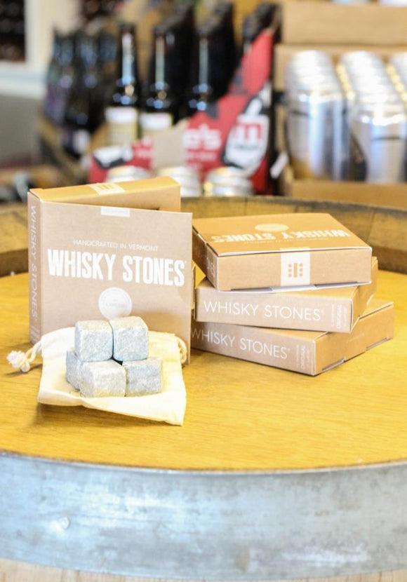 WHISKY STONES SET OF 9 STONES