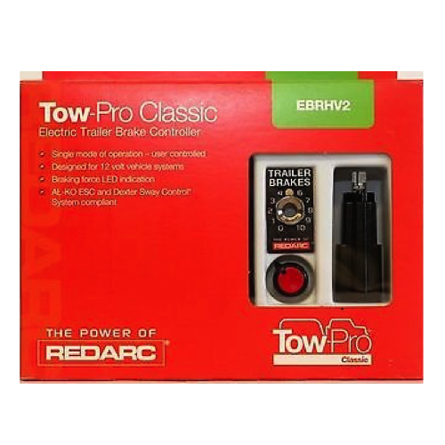 Tow Pro Classic Electric Trailer Brake Controller