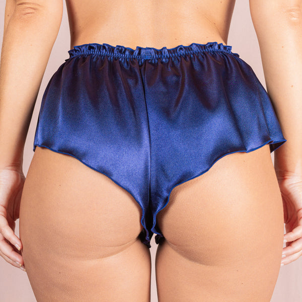 Classic French Knicker - Navy