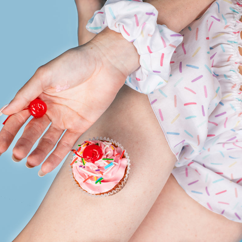 The Sweetest | Vanilla Sprinkle Classic French Knicker