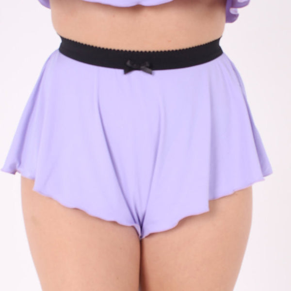 Tall French knicker - Lilac Jersey
