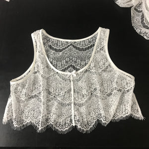 White Lace Camisole