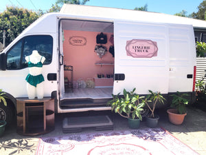 The Lingerie Truck - Private Booking