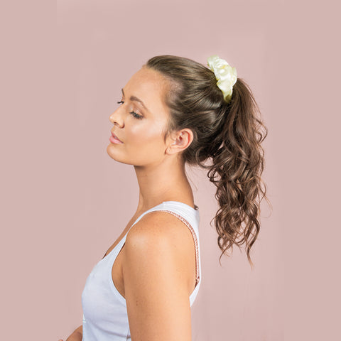 Silk Scrunchie | 16 colours