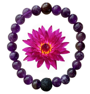 8mm Amethyst Blisslet
