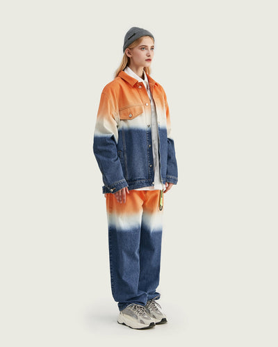 Ensemble fluorescent | Orange - Boutique en ligne Streetwear