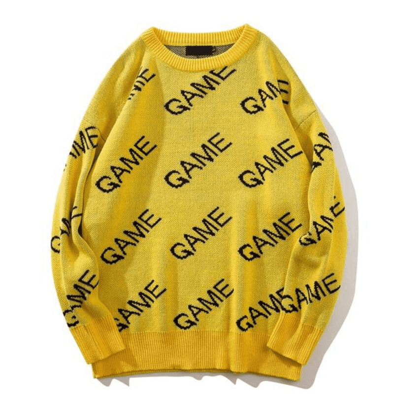 Pull   GAME - Boutique en ligne Streetwear