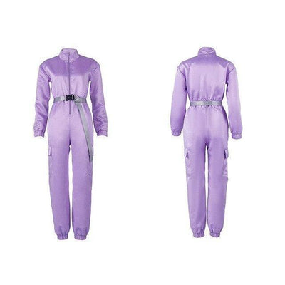 Ensemble PURPLE X™ - Violet / L - Boutique en ligne Streetwear