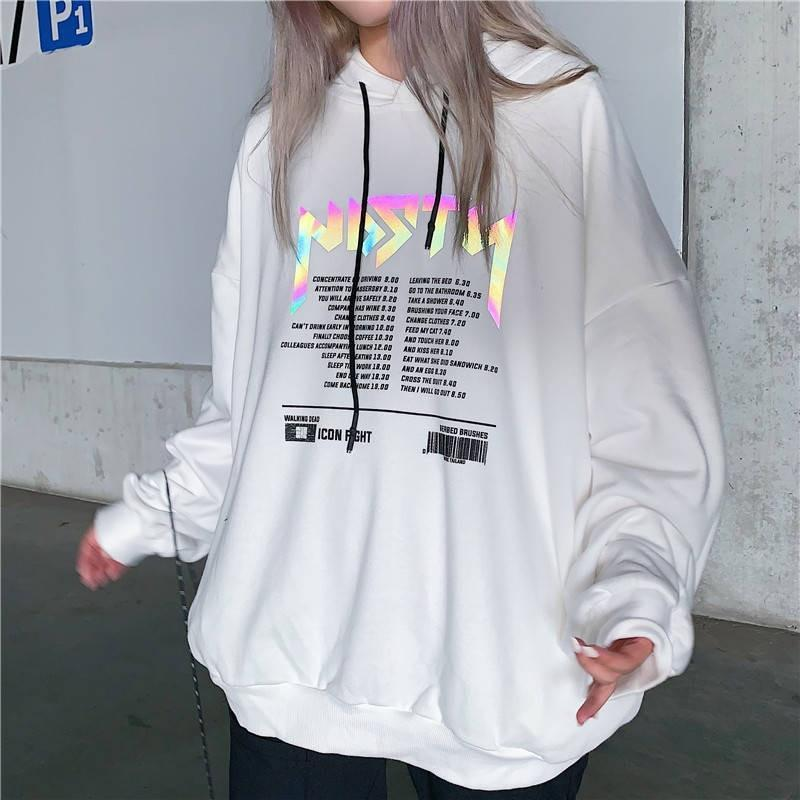 Hoodie BILLIE EILISH x NASTY™ - Boutique en ligne Streetwear
