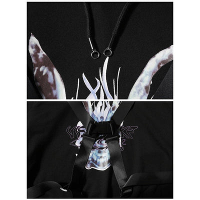 Hoodie DONNIE DARKO x RIBBON™ - Boutique en ligne Streetwear
