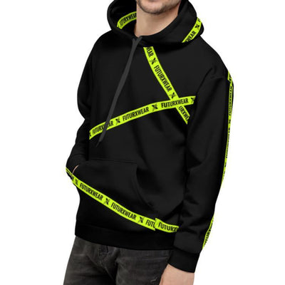 "Hoodie ""Life is Too Short to Wear Boring Clothes"""