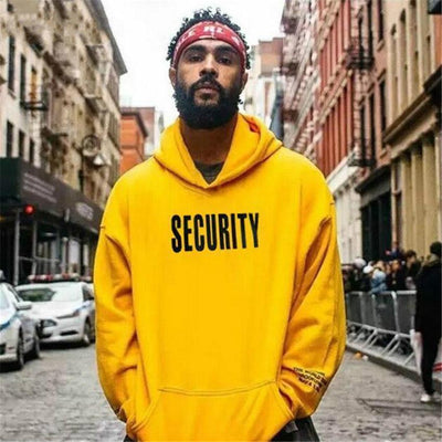Hoodie SECURITY™ - S - Boutique en ligne Streetwear