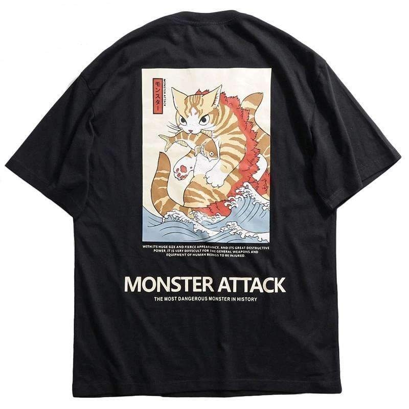 T-SHIRT MONSTER - Boutique en ligne Streetwear