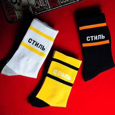 CHAUSSETTES RUSSIA