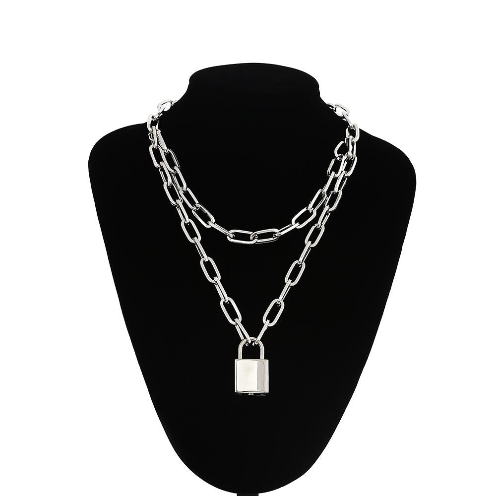 COLLIER LOCKER - Boutique en ligne Streetwear