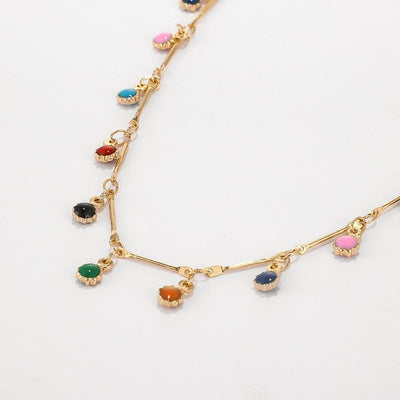 COLLIER COLORFULL