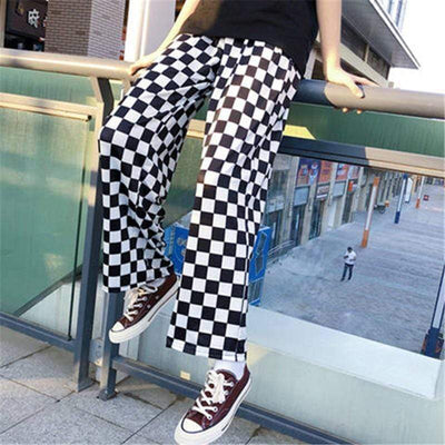 PANTALON CHESS