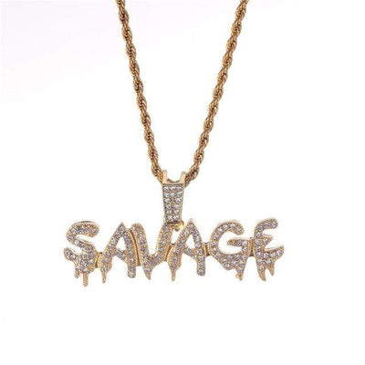 COLLIER SAVAGE