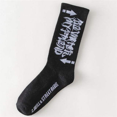 CHAUSSETTES STREET REBEL