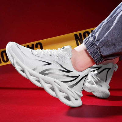 SNEAKERS RVX FLAMES