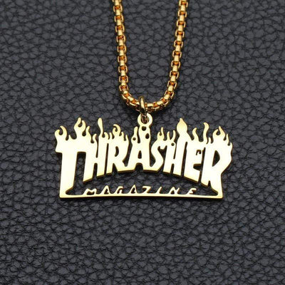 COLLIER THRASHER