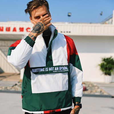 Doudoune QUITTING - Boutique en ligne Streetwear
