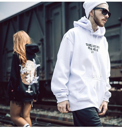 Sweat Hoodie COLOMBIA - Boutique en ligne Streetwear