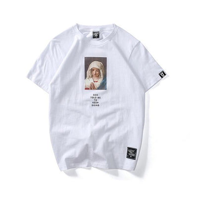 T-SHIRT VIRGIN MARY