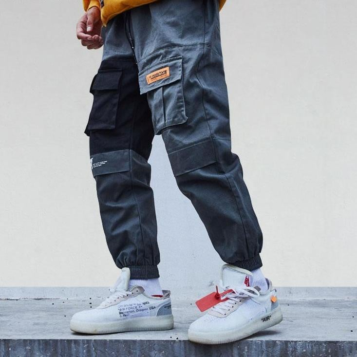 Pantalon PATCH - Boutique en ligne Streetwear