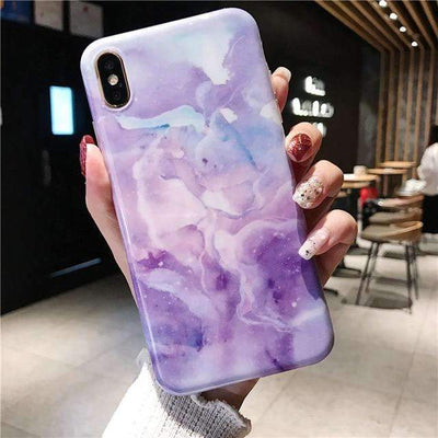 Coque PURPLE - iPhone 6Plus 6S Plus - Boutique en ligne Streetwear