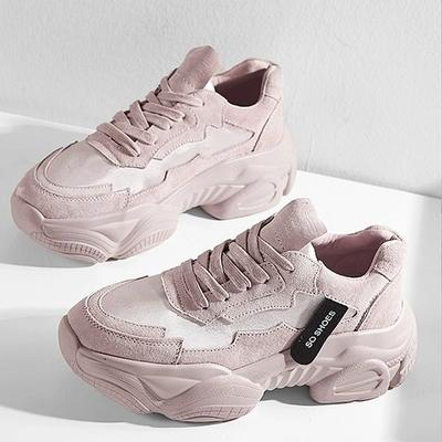 SNEAKERS RVX CANDY - ROSE / 35 - Boutique en ligne Streetwear