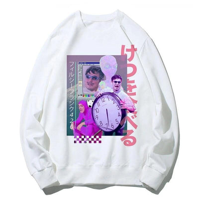 "Sweat TIME TRAVEL ""VAPORWAVE"""