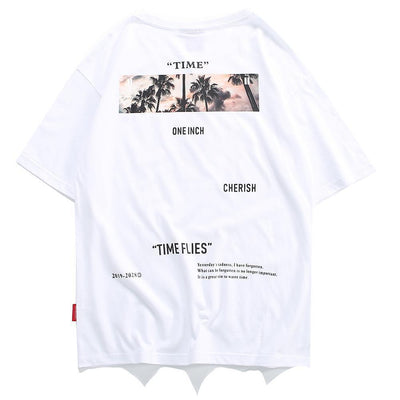 "T-Shirt ""TIMEFLIES""™ - Boutique en ligne Streetwear"