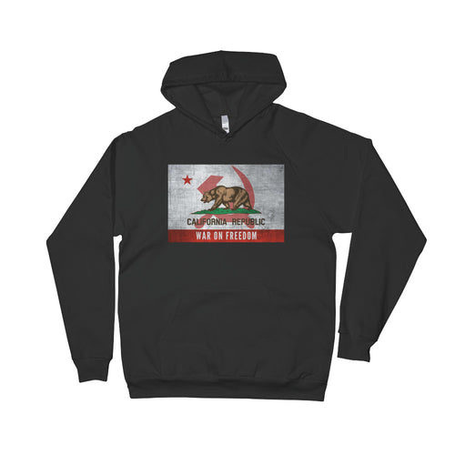 California War on Freedom Hoodie
