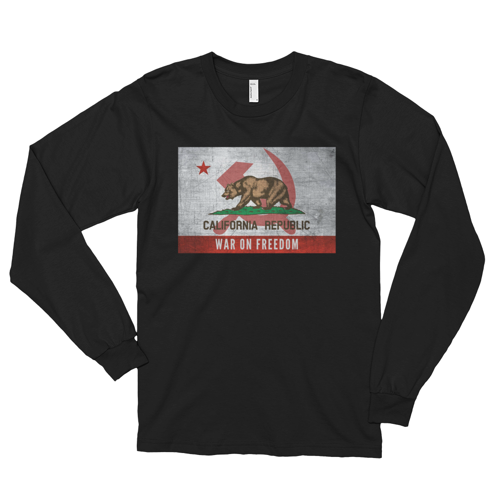 California's War on Freedom Long Sleeve