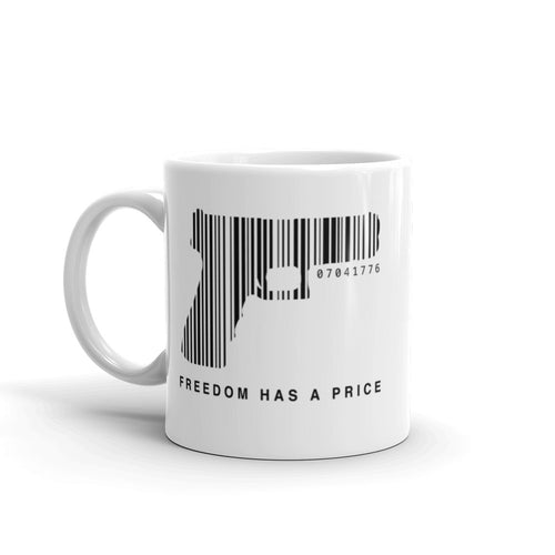 Freedom Has a Price Mug