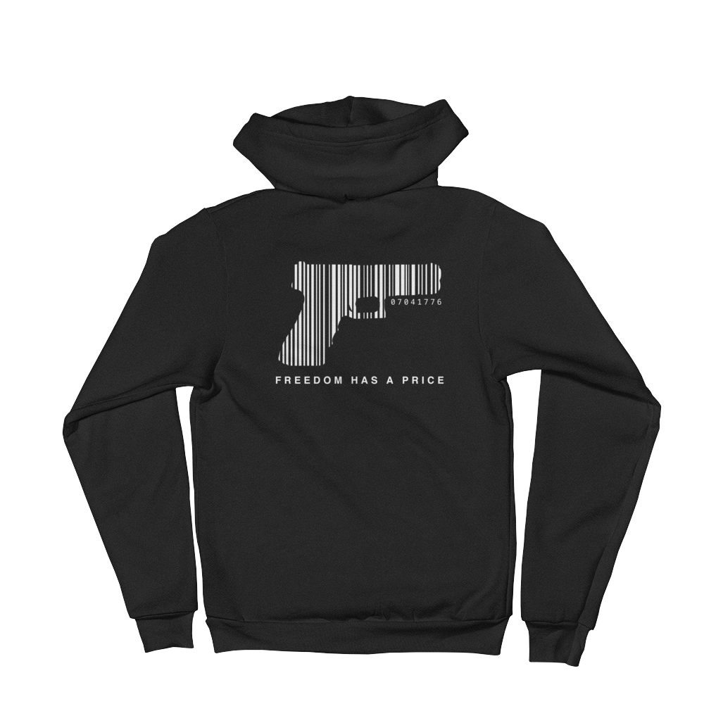 Freedom Has a Price Hoodie