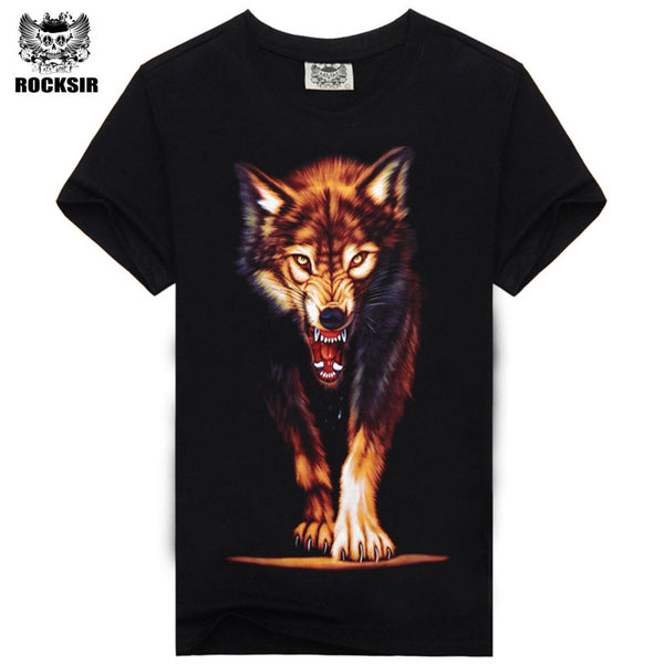 New Fashion Summer Men T-shirt