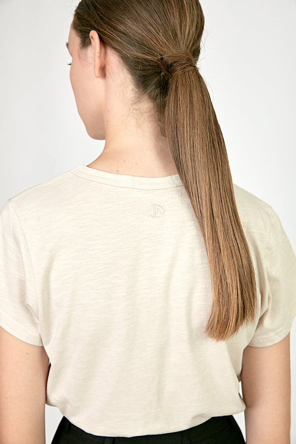 Roco neutral tone T shirt