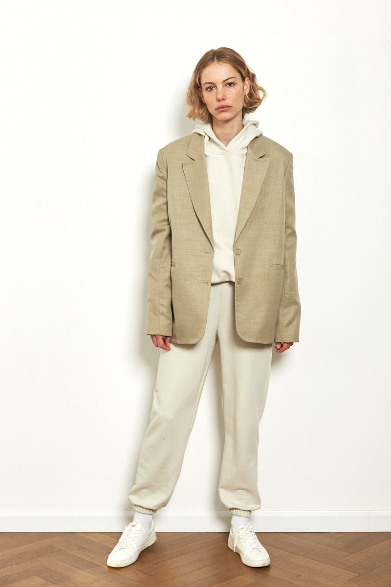 Daddy blazer in Light Khaki
