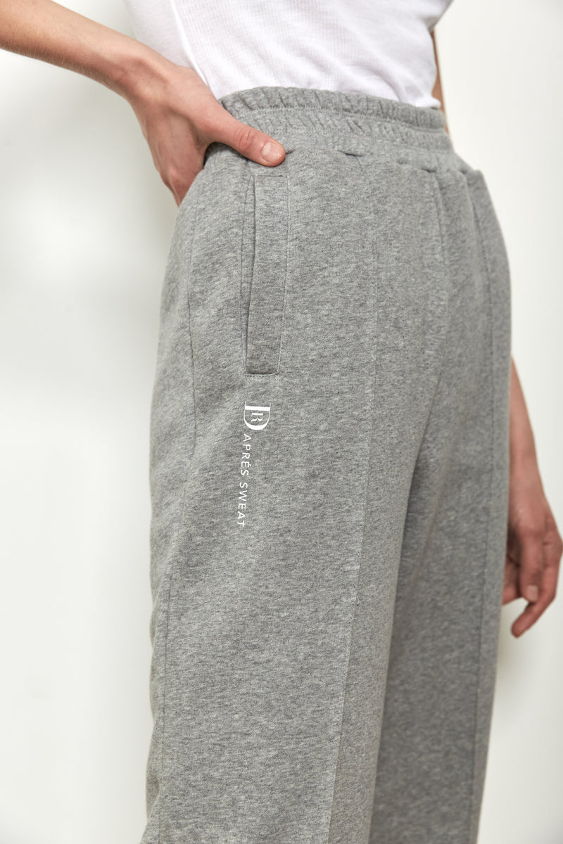 Tracksuit pants in Grey
