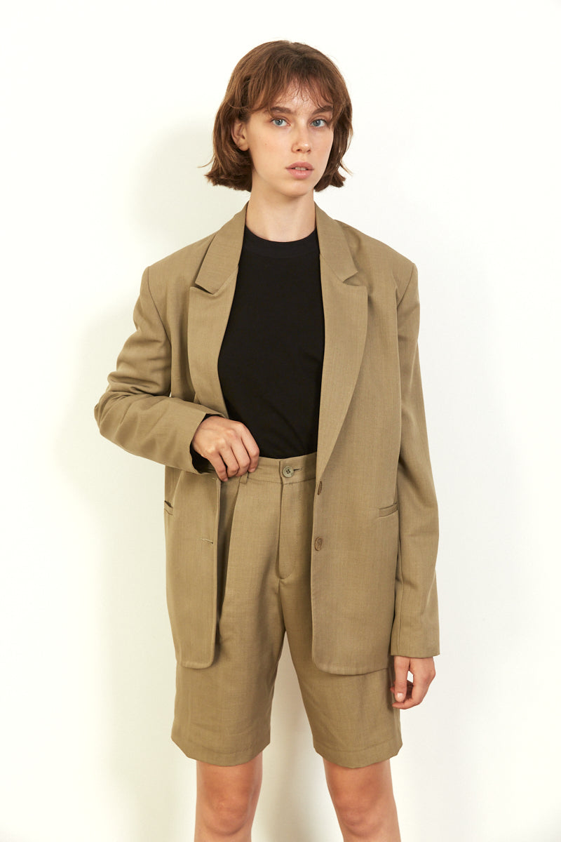 Daddy blazer in Khaki