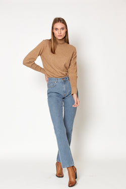 No.2 | '90s High rise straight leg jeans