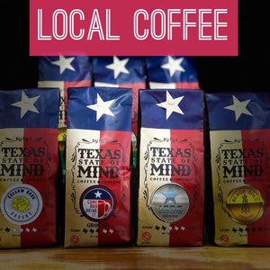 THIS FRIDAY: Texas State of Mind Coffee Tasting at Southern Ground Bottle Company