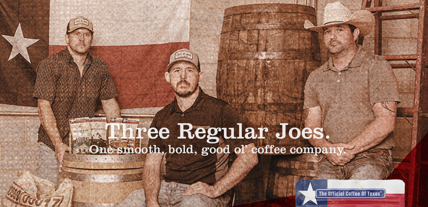 Organic Texas Coffee Company Founders
