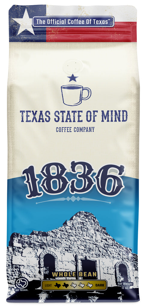 1836 (Whole Bean) - Monthly Subscription
