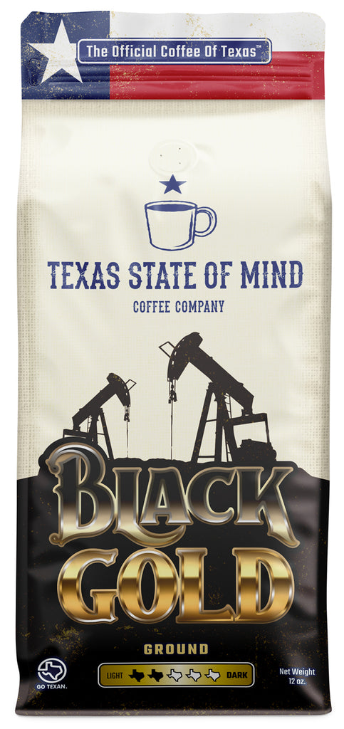 Black Gold Roast - 12 oz.