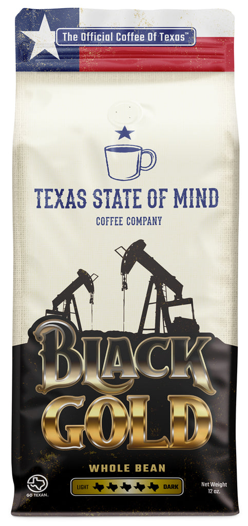 Black Gold (Whole Bean) - Monthly Subscription