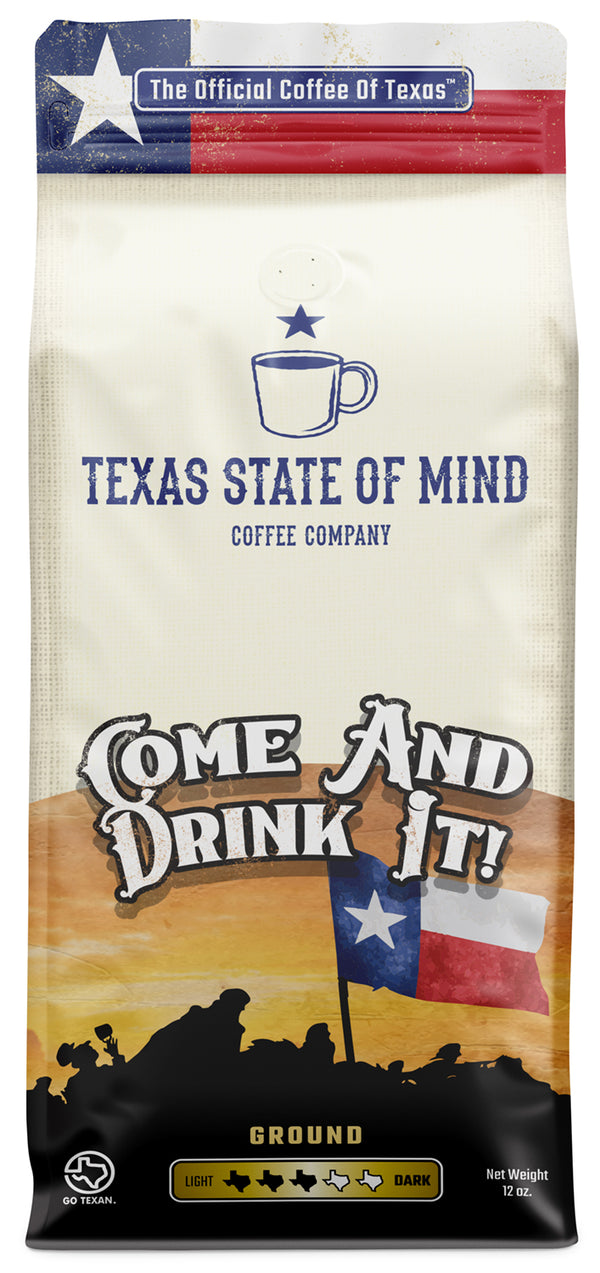 Come And Drink It Roast - 12 oz.